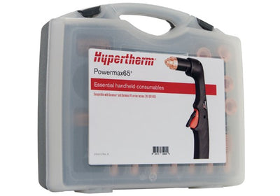Hypertherm Powermax 65 Essential Handheld Cutting Consumable Kit (851465)