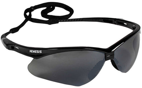 Jackson Nemesis Smoke Mirror Safety Glasses