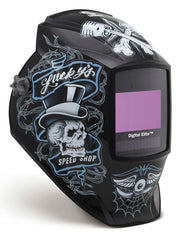 Miller Digital Elite Auto Darkening Welding Helmet Luckys Speed Shop