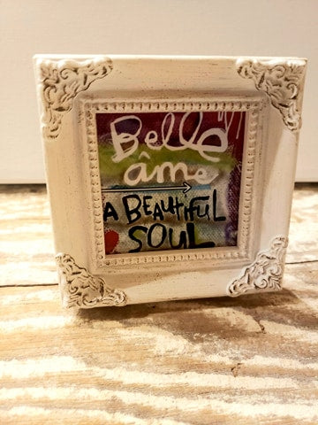 Framed Mini Art-Belle Ame