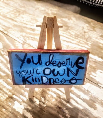 Own Kindness