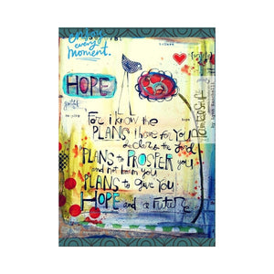Greeting Card- Hope, Future