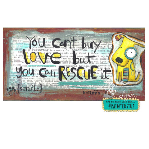 Rescue Canvas