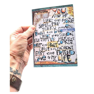 Greeting Card- You are
