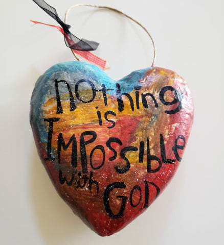 Heart-Nothing is IMPOSSIBLE