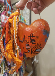 Heart-White Bear Lake