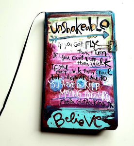 Art Journal- UNSHAKEABLE