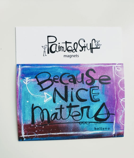 magnet, nice matters