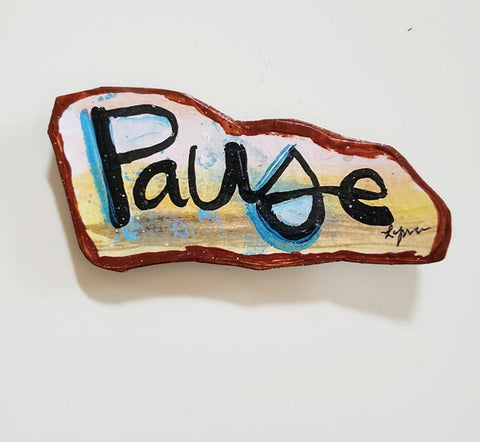 Word Magnet-PAUSE