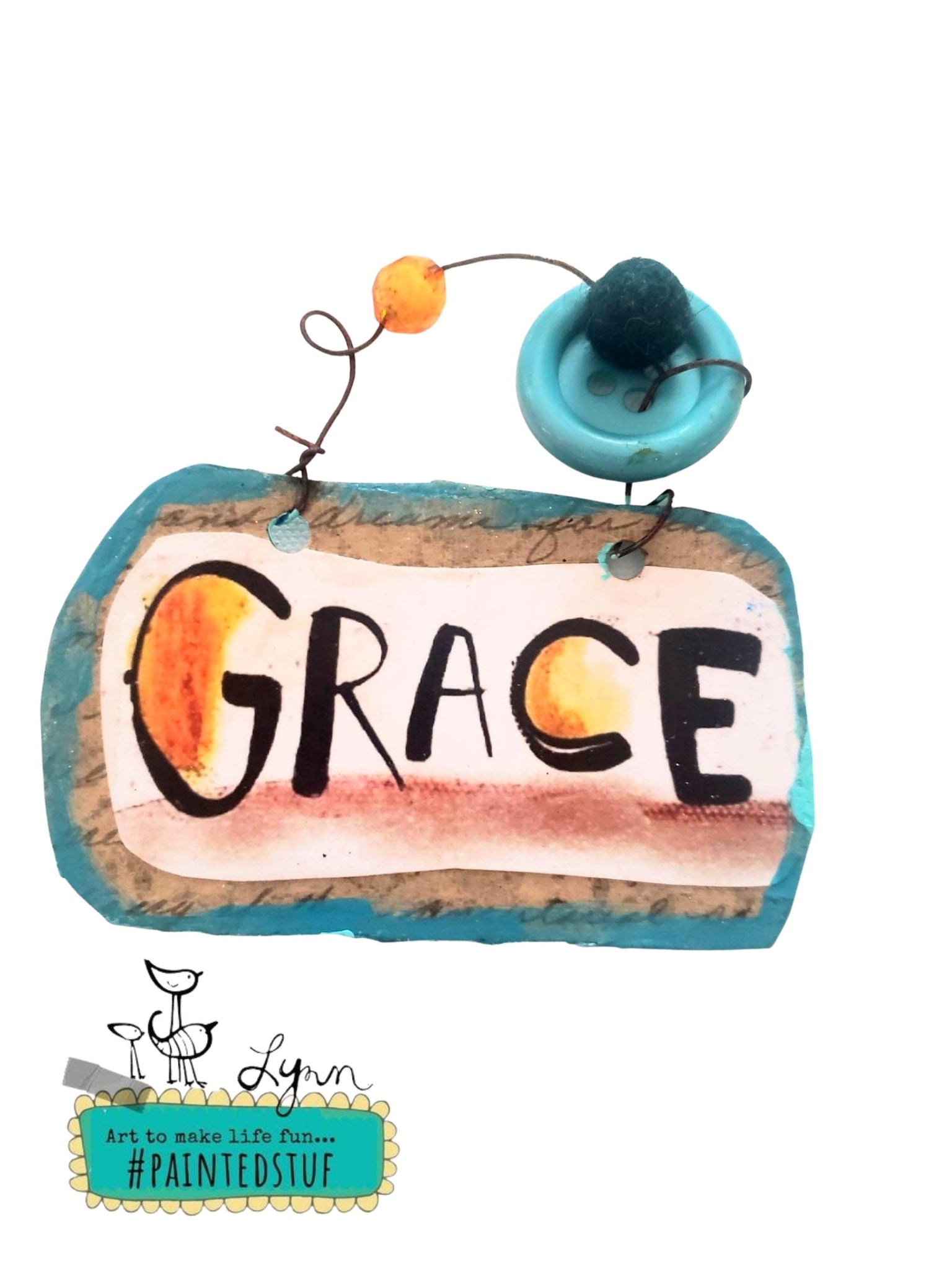 GRACE ornament