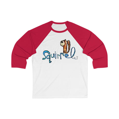 T-Shirt- Squirrel