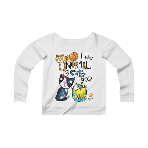 Sweatshirt-Cats
