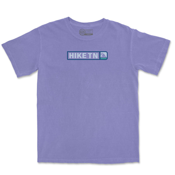 Take A Hike...Tennessee Faded Violet Tee