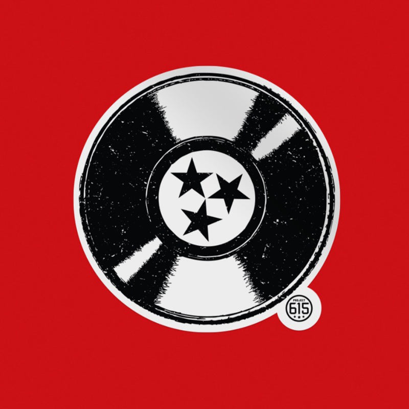 Tri-Star Record Sticker