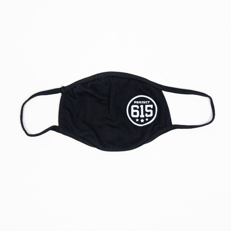Project 615 Logo Simple Mask