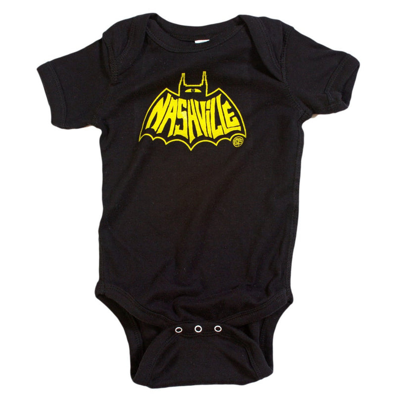 Batman Building Onesie