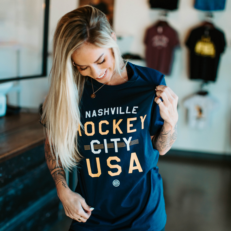 Hockey City USA Tee