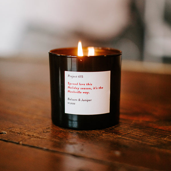 Spread Love Candle