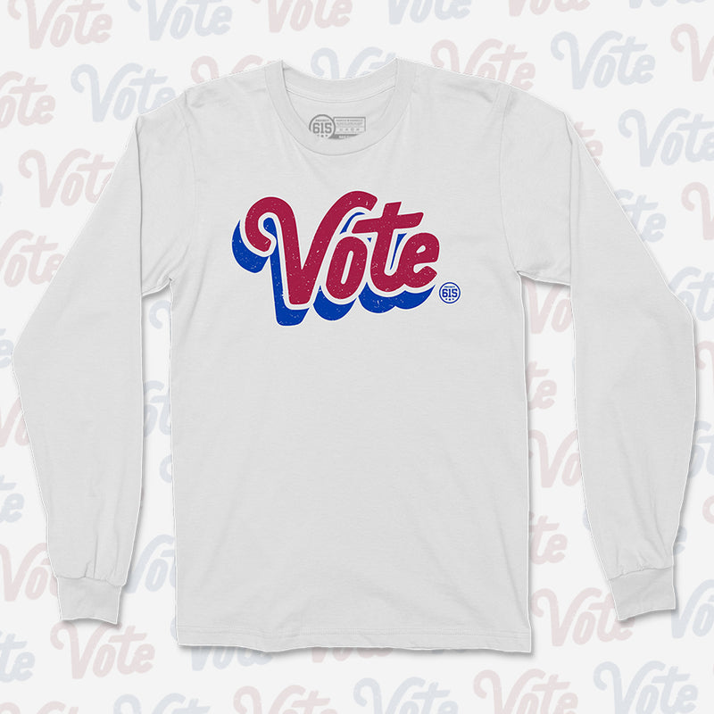 Vote Long Sleeve