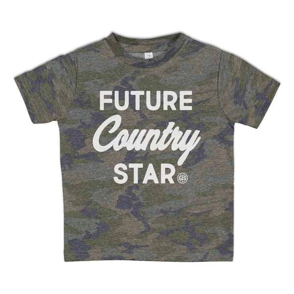 Future Country Star Youth/Toddler Tee