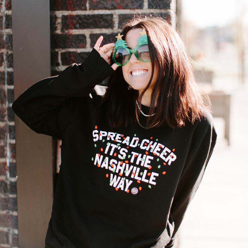 Spread Cheer Crewneck