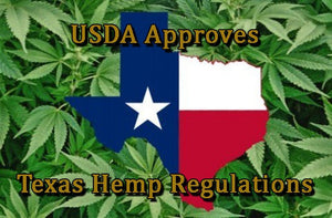Hemp Regulatory Plan For Texas Approved by USDA