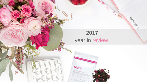 tease tea year in review