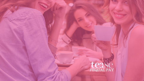 Tease Tea Equal Pay Day 20% OFF