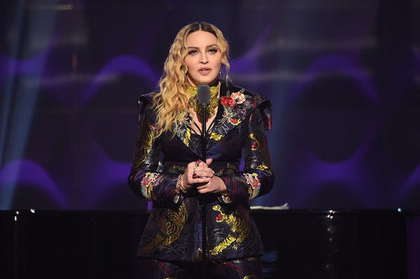 madonna five fierce female feats tease tea speech feminism awards FFFF