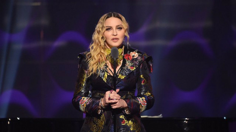 Five Fierce Female Feats Madonna