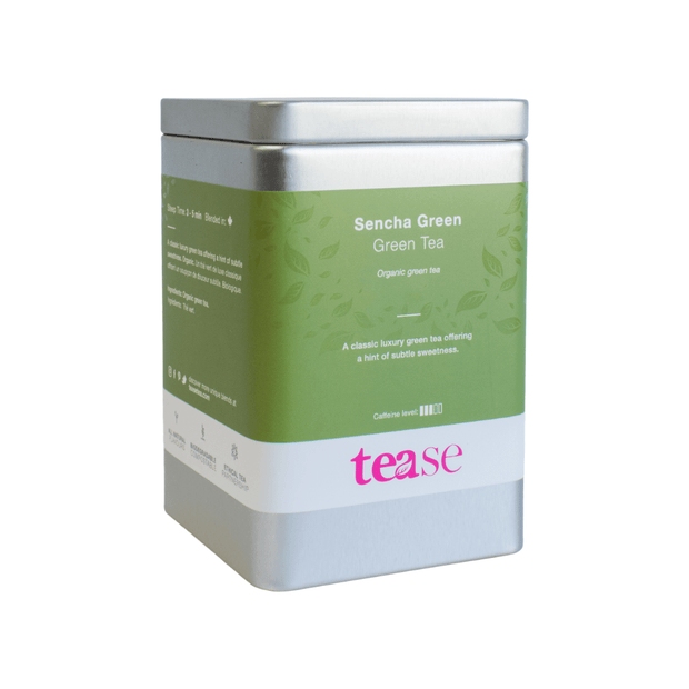 Sencha Secrets | Focus & Calm-Tease Tea
