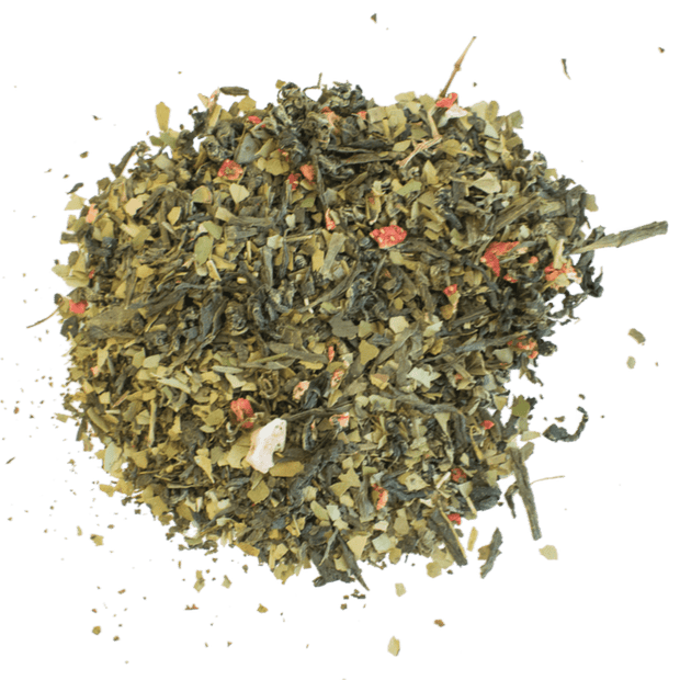 Tease Tea Mothers Helper Yerba Mate Energy Tea