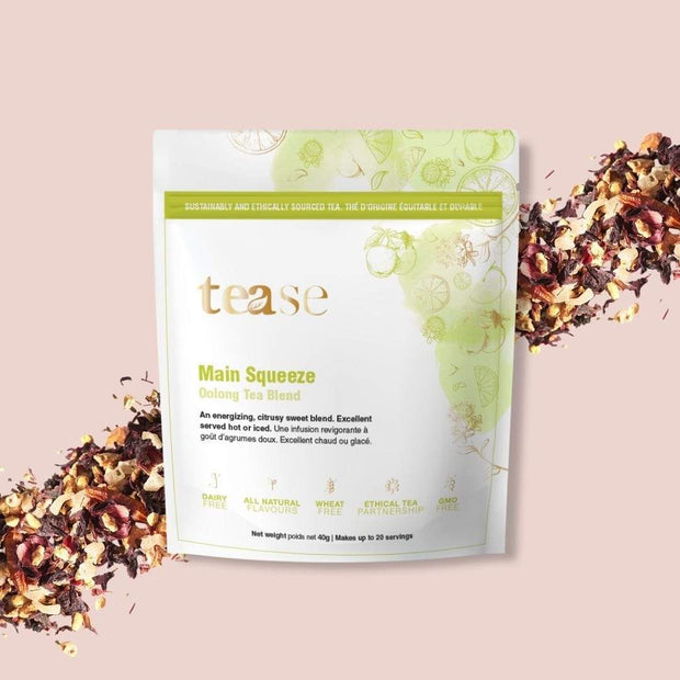 Tropical Tea Trio: Seasonal Bundle-Tease Tea
