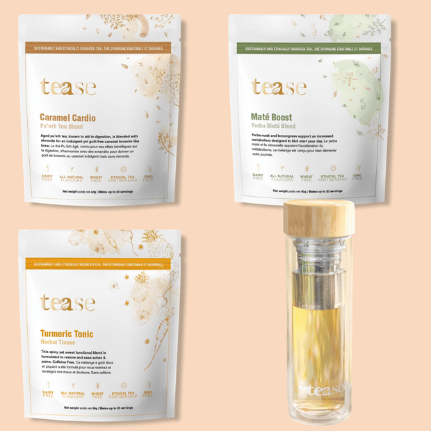 Mind & Body Bundle-Tease Tea
