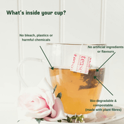 Organic Breakfast at Tiffany's | Energy Tea-Tease Tea