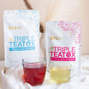 Triple Teatox | 30 Day Reset & Clense-Tease Tea