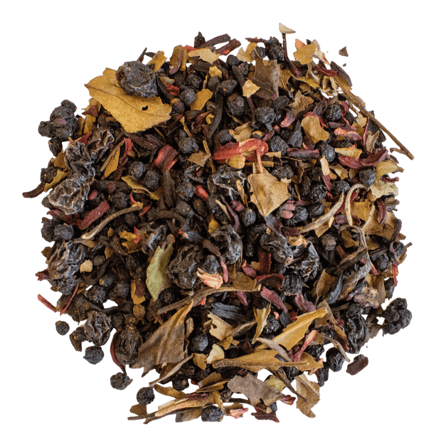 Blushing Berry | Herbal Tisane-Tease Tea