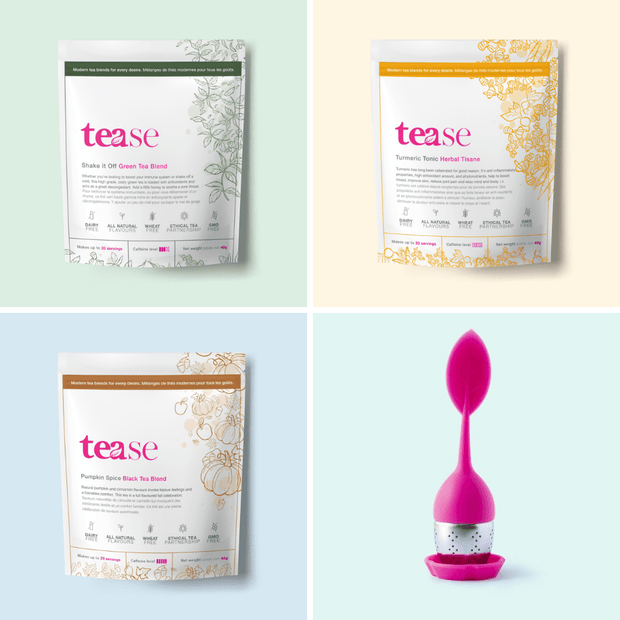 Fall Trio-Tease Tea