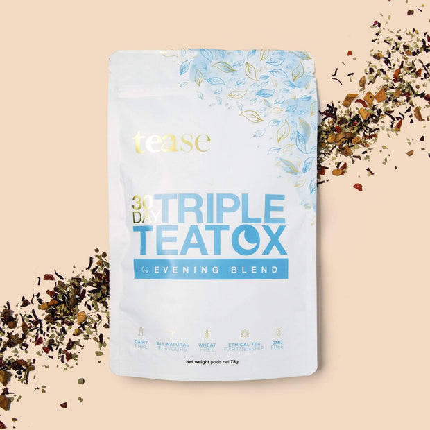 Triple Teatox (Evening program)-Tease Tea