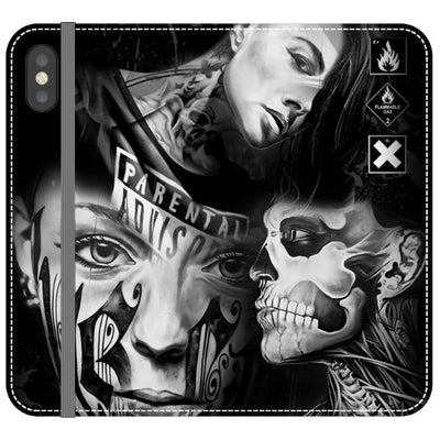 coly_art iPhoneX / iPhone XS tattoed