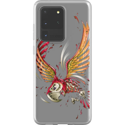 jayn_one Samsung Flexi Case Parrot