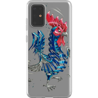 jayn_one Samsung Flexi Case Rooster