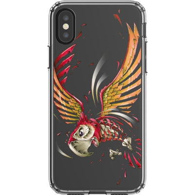 jayn_one iPhone JIC Case Parrot