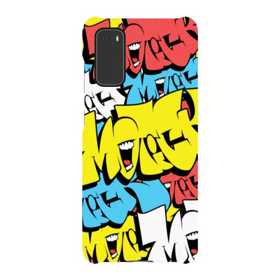 Motick Samsung Snap Case Design 01