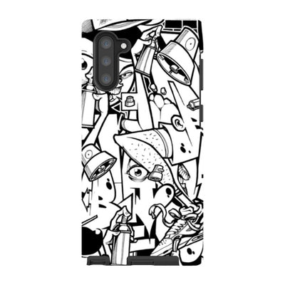 lemecblase Samsung Galaxy Note Tough Case Design 01