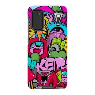 Keverones Samsung Tough Case Design 01
