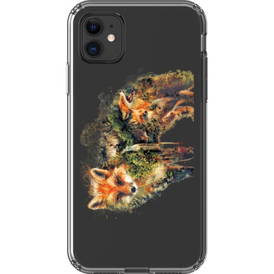 barrettbiggers iPhone JIC Case Foxyshit