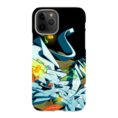 mr.bakeroner iPhone Tough Case Design 06