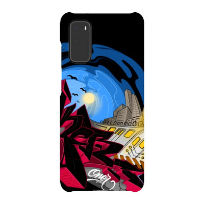 mr.bakeroner Samsung Snap Case Design 07