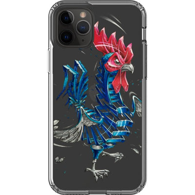 jayn_one iPhone JIC Case Rooster
